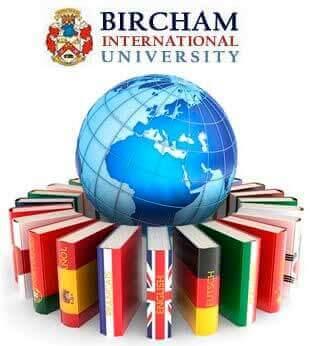 Titulações da Universidade à distância Bircham